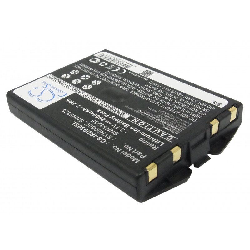 Motorola Iridium 9500 Satellite Phone Replacement Battery