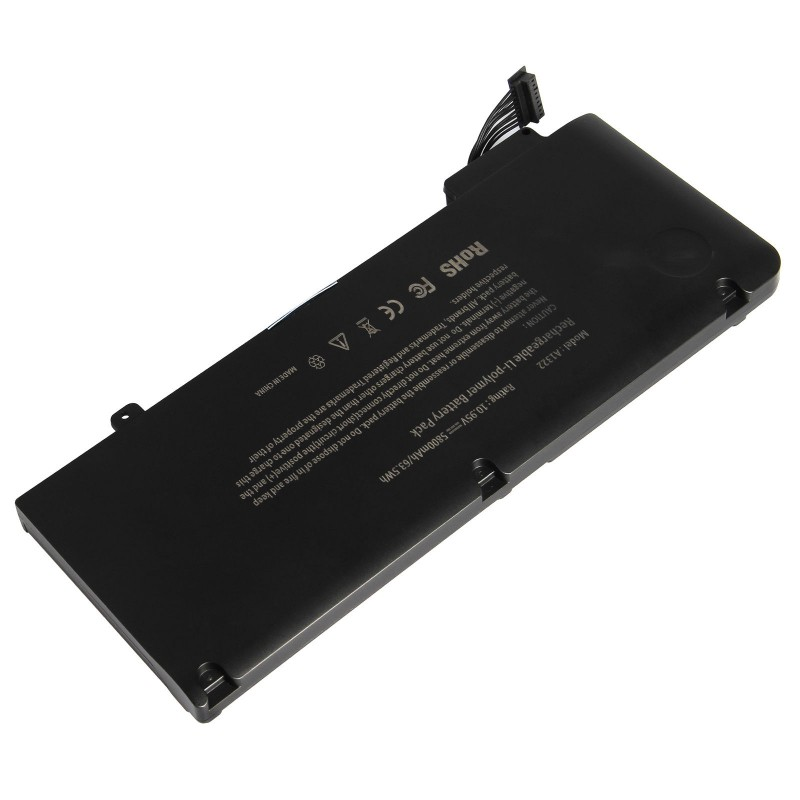 battery for apple macbook pro 13 inch a1322 a1278 2009. Black Bedroom Furniture Sets. Home Design Ideas