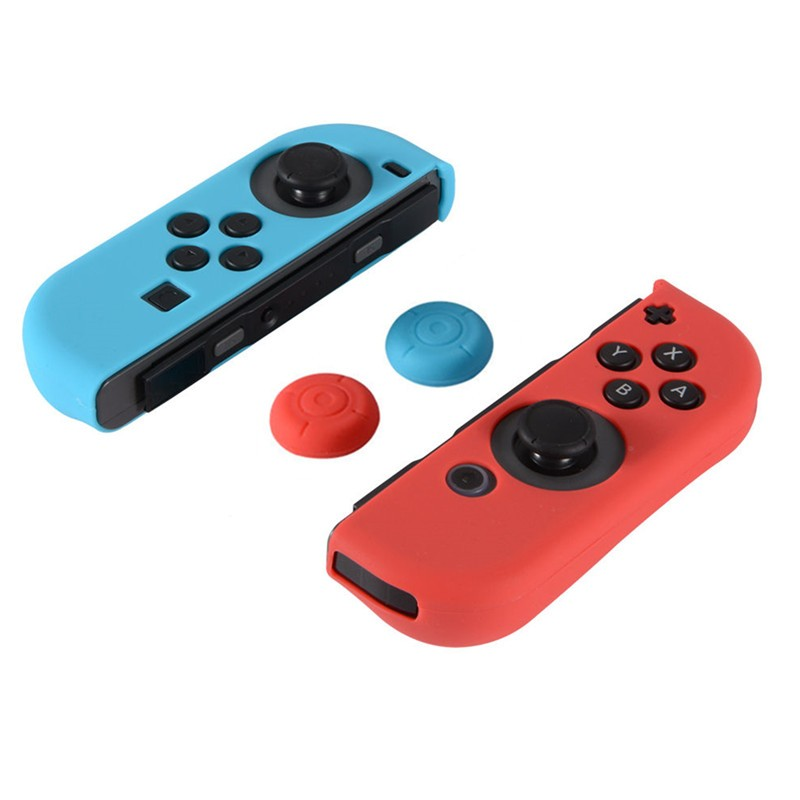 Nintendo Switch Joy Con Controller Silicone Cover Skins