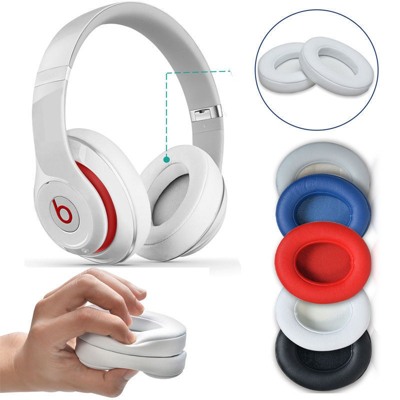 Beats rubber earbuds replacements - beats earbud cushions blue