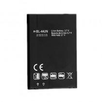 BL-44JN Battery for LG Optimus L3/L5/E610/E612/E400/E730/E739