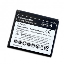 Battery For HTC Desire HD G10/ A9191/ ACE/ Inspire 4G/MyTouch HD