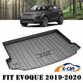 Cargo Rubber Mat Boot Trunk Liner Cover Luggage Tray for Land Range Rover Evoque 2019-2020