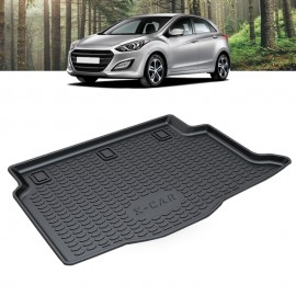 Boot Liner for Hyundai i30 Hatchback 2012-2017 Heavy Duty Cargo Trunk Mat Luggage Tray