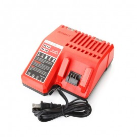 14V-18V Li-ion Battery Charger for Milwaukee 0880-20
