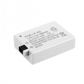 Canon Camera EOS 1000D Replacement Battery