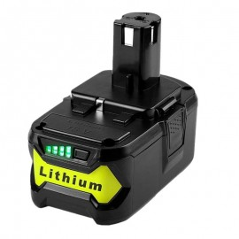 18V Replacement Battery Compatible with Ryobi 130429010