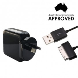 USB Charger AC Adapter for Samsung Galaxy Tab P7500 P6200 Galaxy Tab