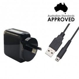 USB Charger Power Supply AC Adapter for Nintendo 2DS 3DS DSI NDSI XL/LL