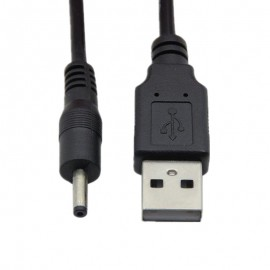USB to DC Jack Plug 3.0mm x 1.0mm Power Charger Cable for 5V Android Tablet/ USB devices