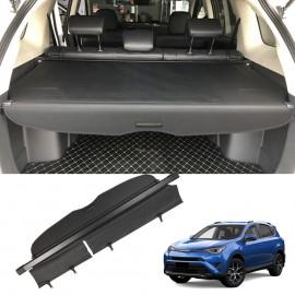 Retractable Car Trunk Shade Rear Cargo Security Shield Luggage Cover for Toyota Rav4 Rav 4 2013-2018