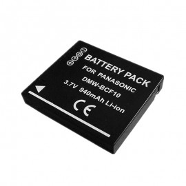 Panasonic Camera Lumix DMC-F2 Replacement Battery