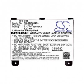 Amazon Kindle 2 eReader Replacement Battery