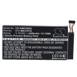 C11-ME370TG Battery for Google ASUS Nexus 7 ME371 ME370TG