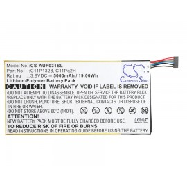 ASUS K010 Tablet Battery