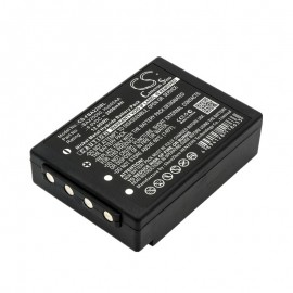 Replacement Battery for HBC Linus 4 Crane Remote Control Transmitter