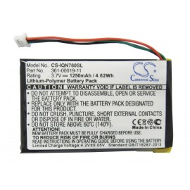 Garmin Nuvi 200 GPS Replacement Battery