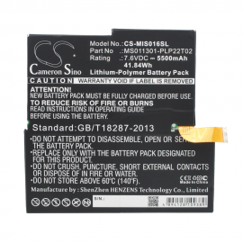 Replacement Battery for Microsoft Surface Pro 3 Tablet