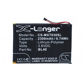 EL40 SNN5944A Battery for Motorola Moto E XT1019,XT830C