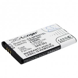 Nintendo 3DS XL SPR-003 SPR-001 Replacement Battery