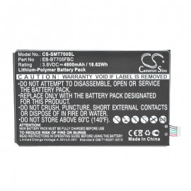 Battery For Samsung Galaxy Tab S SM-T700 tablet