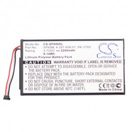 Sony PS Vita PCH-1000 Video Game Console Replacement Battery