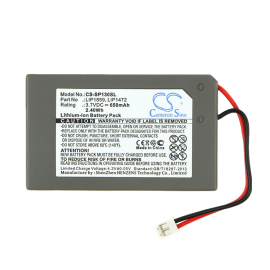 Replacement Battery for Sony PlayStation 3 CECHZC1E Wireless Controller