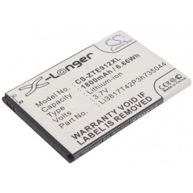 Replacement Battery for ZTE Force N9100