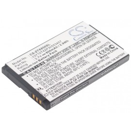 Battery for Telstra next G/SMART-TOUCH/EASYCALL 2/ZTE T3020 T6 T90 T106 T100