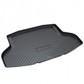 3D Moulded Heavy Duty Waterproof Cargo Rubber Mat Boot Liner Luggage Tray Fit Honda Civic Sedan 2016-2020