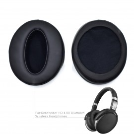 Replacement Ear Pads Cushions for Sennheiser HD 4.50 HD4.50 BTNC Bluetooth Headphones