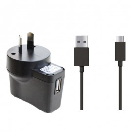USB Charger Power Supply Adapter for RCA Voyager RCT6773W22 7-inch Tablet PC