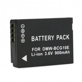 Replacement Battery for Panasonic Camera Camcorder Lumix DMC-3D1