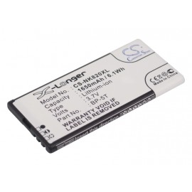 BP-5T Nokia Replacement Battery For Arrow/Lumia 820/825/820.2