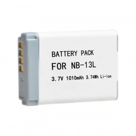 Canon PowerShot G1X Mark III Camera Camcorder Replacement Battery