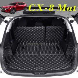 Mazda CX-8 CX8 2018 Premium Custom Made Waterproof Boot Liner Cargo Mat Cover