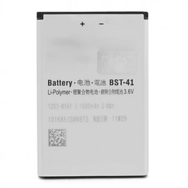 BST-41 Battery For Sony Ericsson XPERIA X1,X10,X1i,X10i