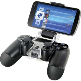 iPhone Android Mobile Phone Smart Clip Clamp Holder for Sony PS4 Playstation 4 PS4 Controller