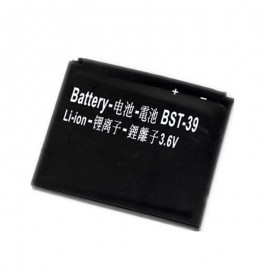 BST-39 Battery For Sony Ericsson W508,W910i,T707,W380,Z555a,W908c
