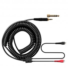 Audio Cable Wire Cord for Sennheiser HD25 HD250 HD265 HD480 HD540 HD545 HD580 HD650 Headphones