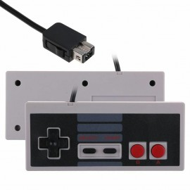 2 Packs Controller Gamepad Joypad for Nintendo Mini Classic NES SNES