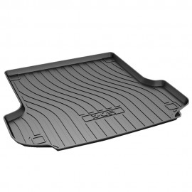 Heavy Duty Waterproof Cargo Rubber Mat Boot Liner Luggage Tray Fit for Mitsubishi Pajero Sport 5 Seater Version 2016-2020