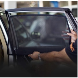 Nissan Xtrail X-trail SUV 2013-2019 Magnetic Car Window Sun Blind Sun Shade Mesh for Rear Window