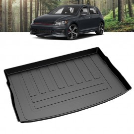 Boot Liner for Volkswagen VW Golf MK7 MK7.5 2013-2020 Heavy Duty Cargo Trunk Cover Mat Luggage Tray