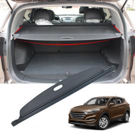 Retractable Car Trunk Shade Rear Cargo Security Shield Luggage Cover for Hyundai Tucson 2015-2020
