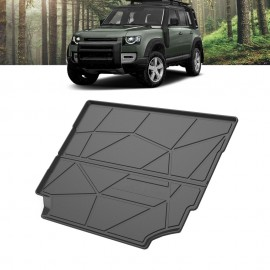 Boot Liner Fit Land Rover Defender 2020-2021 Heavy Duty Cargo Trunk Mat Cover Luggage Tray