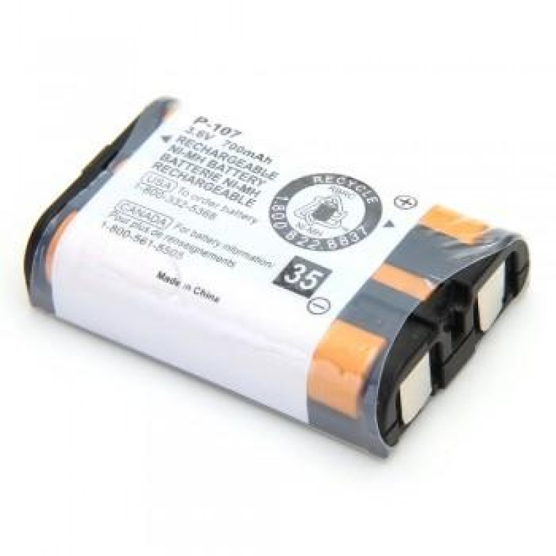 Panasonic Ctb98 Hhr P107 Hhrp107 Cordless Phone Battery