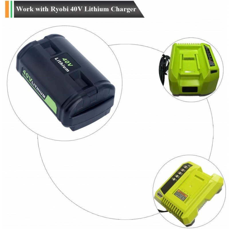 Ryobi Battery