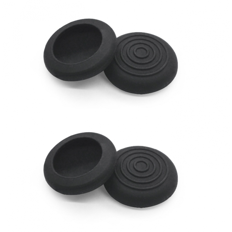4 Pieces Joypad Tpu Silicone Grip Cap For Playstation 4